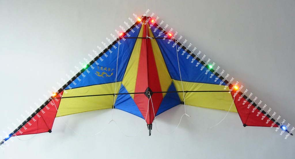 風箏的線怎么栓圖解